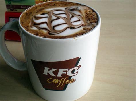 Coffee Di Kfc sabtu mancal mangan ngopi di kfc coffee