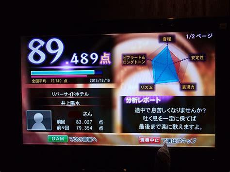 Li Karaoke Pewie Dx 55 live dam精密採点dx 90点までの道のり 最終回 live dam joysound f1 max奮闘日記