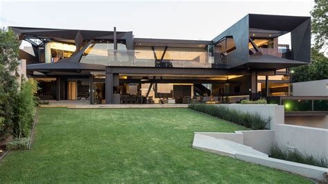 House Plan Ideas South Africa by Modern Spacious Home In Bedfordview