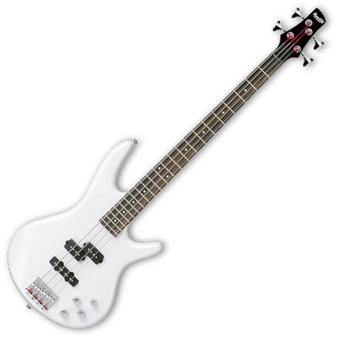 Ibanez Gsr 325 Pw Bass Guitar disc ibanez gsr200 gio bass guitar piano white with free