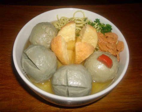 cara membuat kuah bakso bandeng chicken bakso baso indonesian timorese meatballs recipe
