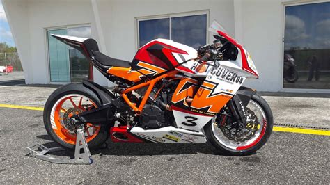 cvr motorcycle hotcover64 ktm rc8 r team hotcover racing 3