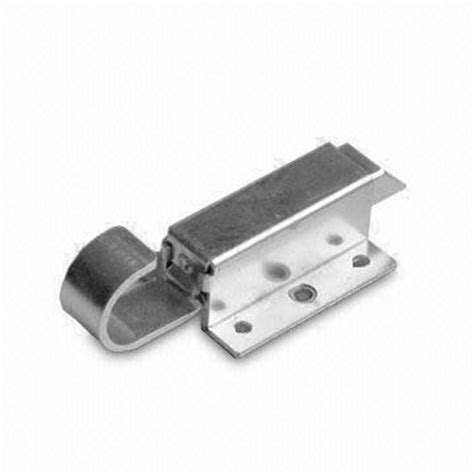 pro fit cabinet hardware china offset type steel slam heavy duty finger pull latch