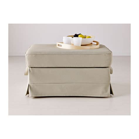 Ikea Storage Ottoman Multi Function Storage Ottoman From Ikea Homesfeed