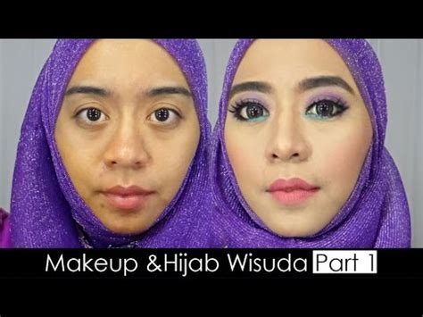 download video hijab tutorial wisuda full step 2015 full download tutorial hijab dan make up untuk wisuda