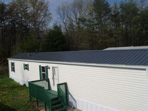 metal roof overs  mobile homes ikes mobile home