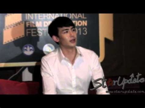 nichkhun film thailand nichkhun thailand international film destination festival