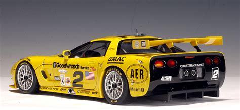 autoart  chevrolet corvette   winner gt class