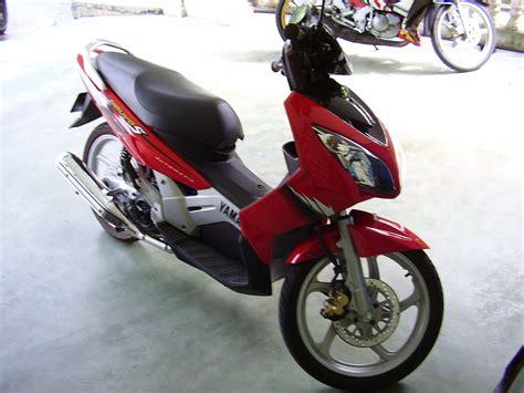 Motor Yamaha Nouvo Z yamaha nouvo