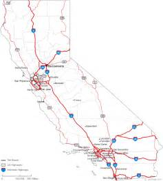 california road map with cities map of california cities 50 states collect the whole