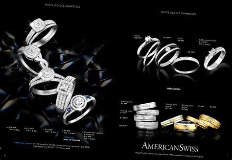 American Swiss Wedding Rings Brochure by Wedding Rings American Swiss Unique Wedding Gallery