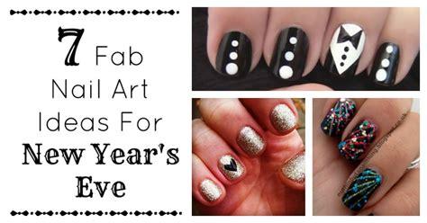 new year nail diy 7 fab diy nail ideas for new year s my guide