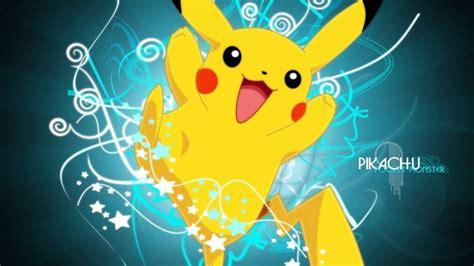 imagenes en hd animadas fondo 3d de pikachu fondos de pantalla hd wallpapers hd