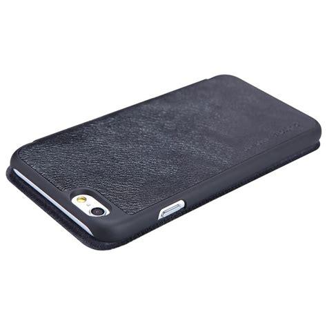 Jual Nillkin Leather Back Iphone 6 Plus6s Plus Baru iphone 6 plus 6s plus nillkin qin series flip black
