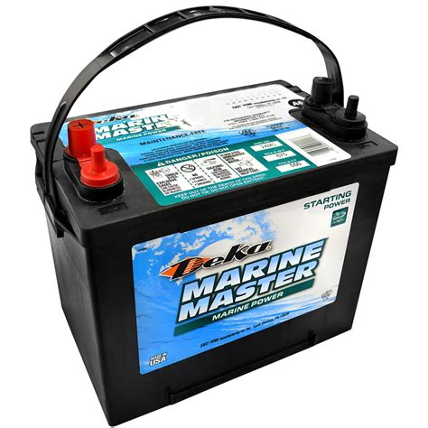 Cca Design Mba Review by Deka Marine Starting Battery 12 Volt 550 Cca Agri Supply