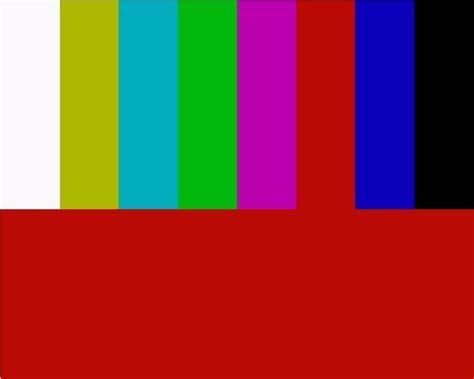 color pal pal colour bars videouniversity
