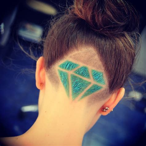 hair tattoo art design hairstyle trendy hair tattoos designs for