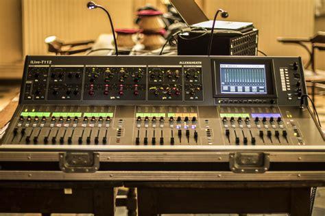 Mixer Allen Heath Ilive allen heath ilive t112 image 1738214 audiofanzine