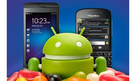 android runtime blackberry android runtime to get jelly bean 4 3 support in 10 3 os mobilesyrup