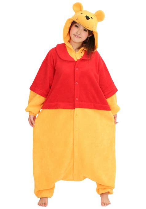 Pajamas Pooh by Pooh Pajama Costume