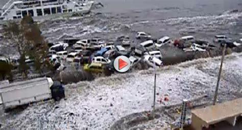 Earthquake Footage | earthquake japan 2011 video footage of tsunami in iwate