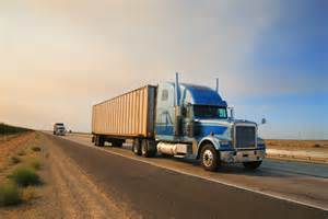 truck truck on freeway nagle