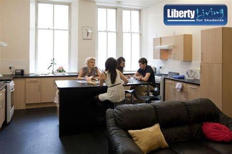 Living Room Glasgow Deals Student Accommodation Glasgow Liberty House Pads For