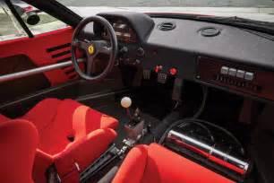 F40 Interior F40 Lm