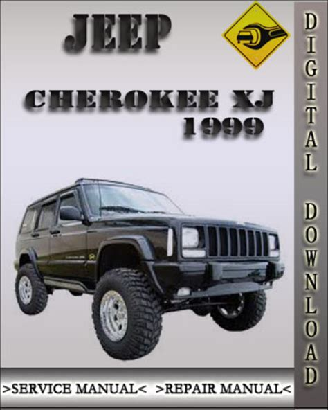 free online car repair manuals download 1999 jeep wrangler electronic throttle control 1999 jeep cherokee xj factory service repair manual download manu