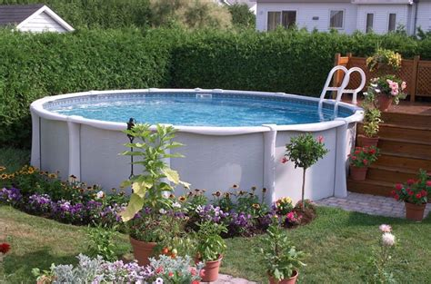 landscaping around above ground pool pin by white on gardening and everything beautiful outside p