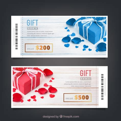 sle gift vouchers templates gift vouchers templates with golden details vector free