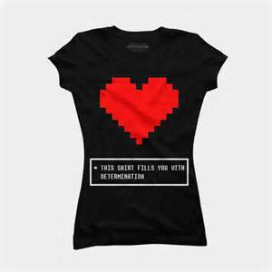 hoverboard black friday sale undertale determination t shirt by vodkaowl design by humans