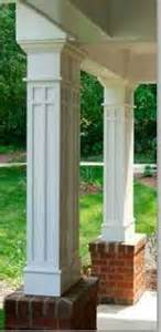 front porch columns home depot premade porch roof columns are the home depot