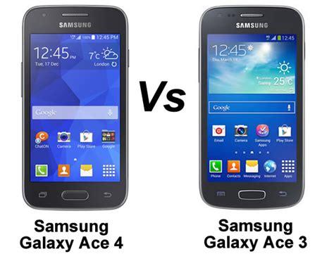 samsung galaxy ace 4 vs samsung galaxy ace 3