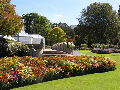 Dunedin Botanic Gardens Gardensonline Dunedin Botanic Garden Gardens Of The World