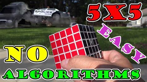 tutorial rubik 5x5 español how to solve a 5x5 rubik s cube no algorithms best