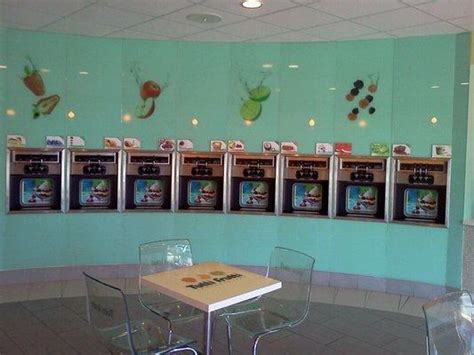 Color Schemes For Homes Interior self serve frozen yogurt shop for sale in orange county