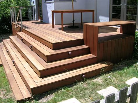 Patio Steps Design Simple Landscape Landscaping Around Deck Stairs