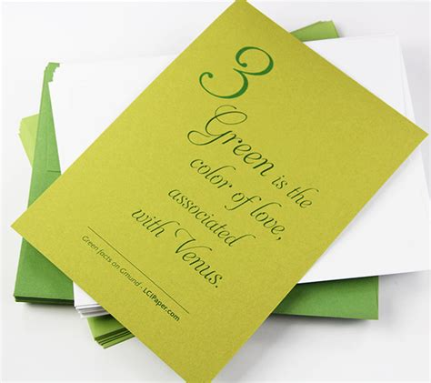 facts about the color green fun facts about the color green printed green paper