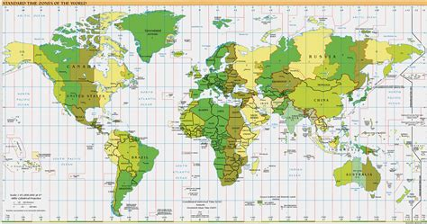 world map time zones cities timezone map index of time zone acronyms and