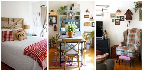 how to decorate a small home using country decorating