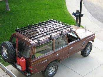 homemade roof rack basket homemade roof rack
