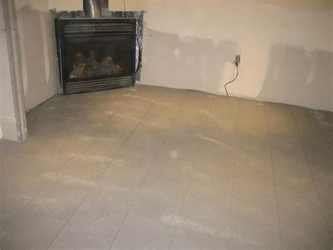 Basement Floor Waterproofing Clarke Basement Systems Basement Waterproofing Photo Album Flooring