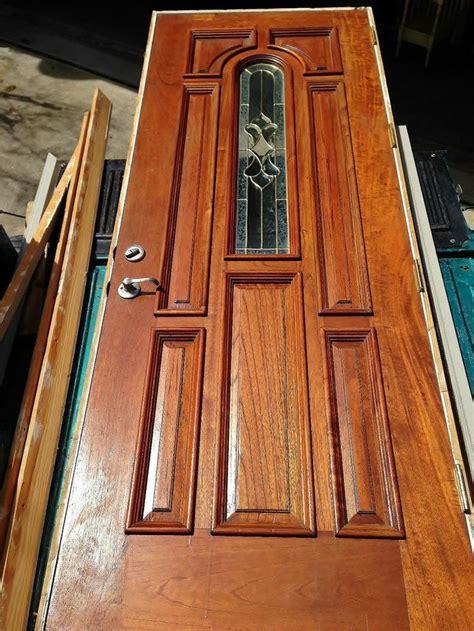 left hand swing door solid mahogany exterior 8ft single front door left hand