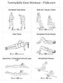 17 best ideas about diastasis recti exercises on