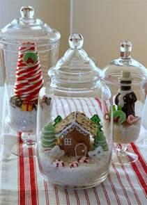 dekoration weihnachtstischdeko weihnachtsdeko im glas selber machen 17 ideen
