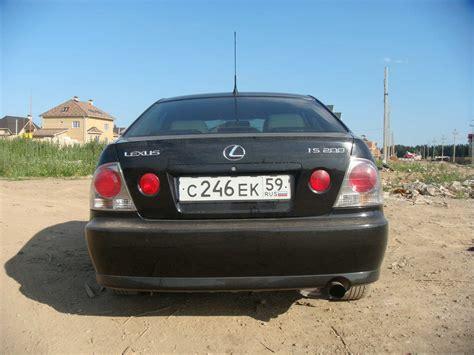 lexus frs for sale 2001 lexus is200 for sale 1988cc gasoline fr or rr