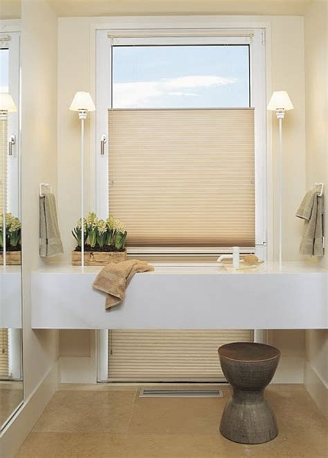Bathroom Window Shades by Bathroom Window Treatment Pictures And Ideas