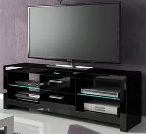 meuble tv noir led pas cher solutions pour la d 233 coration