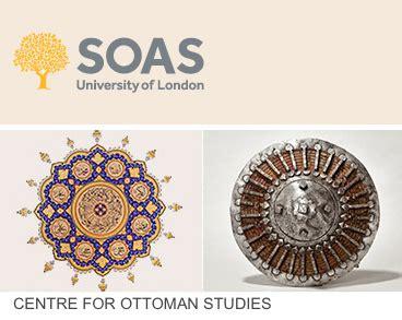 Ottoman Studies Cornucopia Magazine Inauguration Of The Centre For Ottoman Studies